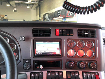 Kenwood DNX775RVS | Garmin Navigation | Apple CarPlay and Android Auto - Lockdown Security