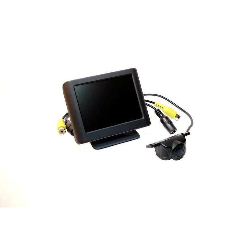 "Auto-i H3501A 3.5"" LCD Screen with Camera - Lockdown Security"