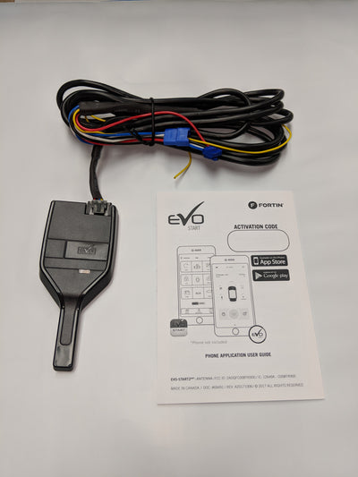 Fortin EVO-START2 Smartphone Remote Start Module | 2nd Generation