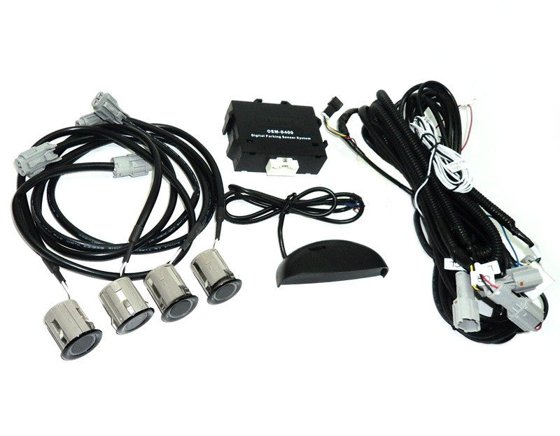 Auto-i OEM-D4000 4 Sensor Rear Parking Sensor Kit - Lockdown Security