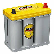 Optima OPD51R Yellow Top Battery - Lockdown Security