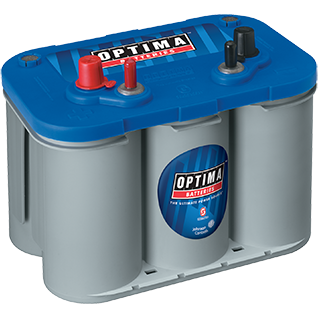 Optima OPD34M Blue Top Battery - Lockdown Security