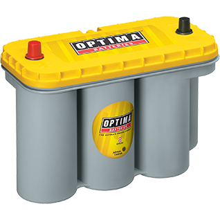 Optima OPD31A Yellow Top Battery - Lockdown Security