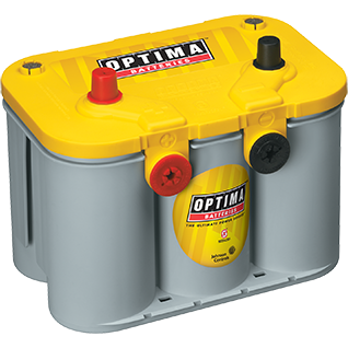 Optima OPD3478 Yellow Top Battery - Lockdown Security