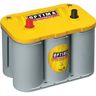 Optima OPD34 Yellow Top Battery - Lockdown Security