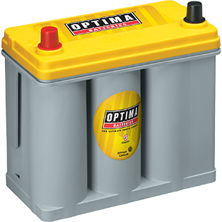 Optima OPD51 Yellow Top Battery - Lockdown Security