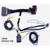 Crux RVCCH-75B Rear + Front View Integration (Dodge Ram w/U-Connect - No Camera) - Lockdown Security