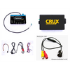 "Crux RVCCH-75F 2011 + Chrysler/Dodge Back Up Camera Interface + Camera Package | Works with 8.4"" or 4.3"" UConnect System"