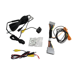 Crux RVCHN-76C 2012-Up Honda Civic IMID Screen Back Up Camera Interface + Camera Package - Lockdown Security