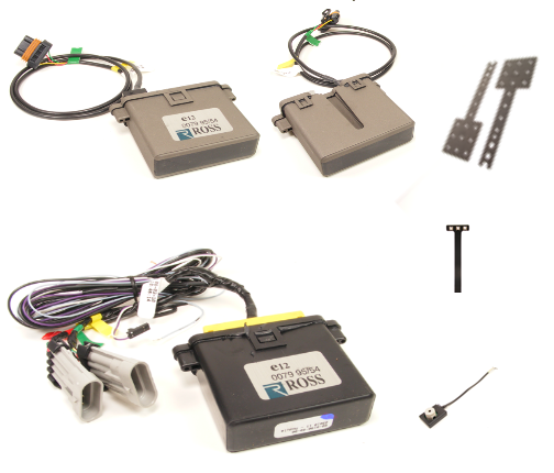 Rostra 2501594 Rostra Obstacle Sensing System I Universal Kit - Lockdown Security