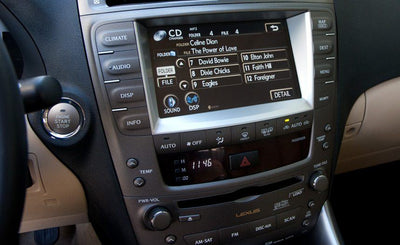 Vais SoundLinQ3 Bluetooth Music Streaming add on for Lexus Factory Radio - Lockdown Security