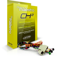 Idatalink Maestro HRN-RR-CH2 Chrysler/Dodge/Jeep Plug & Play T-Harness - Lockdown Security