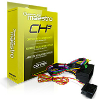 Idatalink Maestro HRN-RR-CH3 Chrysler/Dodge/Jeep 52 Pin Plug & Play T-Harness - Lockdown Security