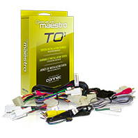 Idatalink Maestro HRN-RR-TO1 Toyota / Scion Plug & Play T-Harness - Lockdown Security