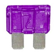 ATC-3 | 5 Pack | 3 Amp ATC Fuses - Lockdown Security