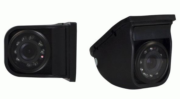 iBEAM TE-SVC Side View Camera - Lockdown Security