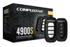 Compustar CS4900-S 2-Way Remote Starter - Lockdown Security