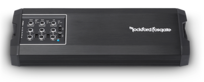 Rockford Fosgate T1000X5AD 5 Channel Amplifier