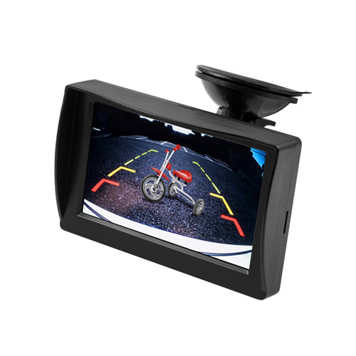 "IBEAM TE-43VS 4.3"" LCD Screen - Lockdown Security"