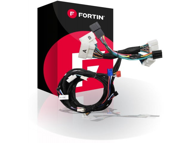 Fortin THAR-TOY6 | T-Harness for EVO-ALL and EVO-ONE | PUSH BUTTON Start Vehicles - Lockdown Security