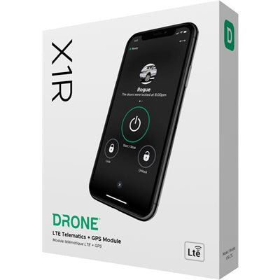 DRONE X1R-LTE | 4G/LTE - Lockdown Security