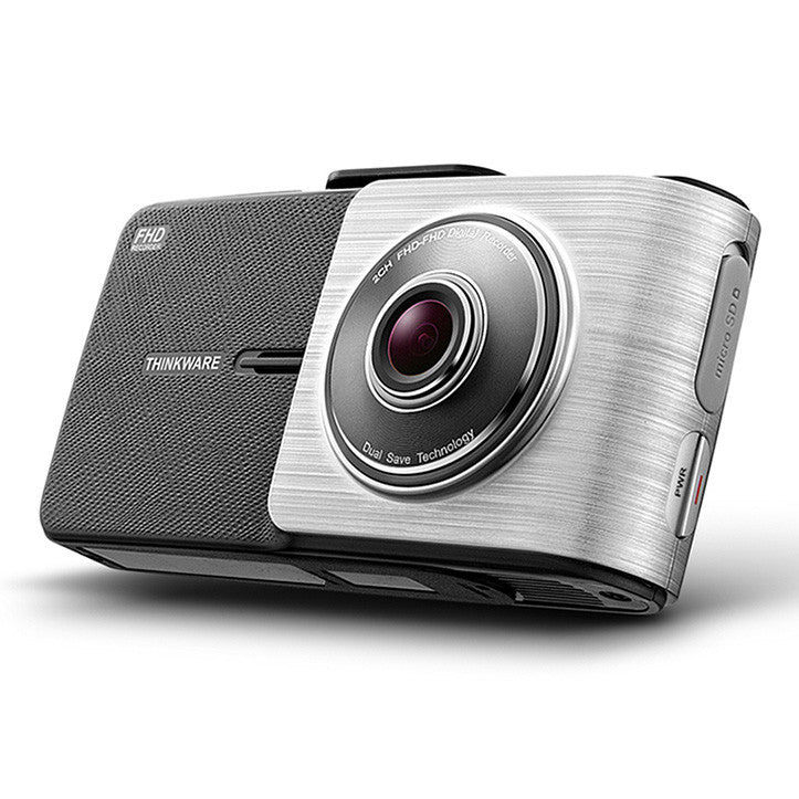 ThinkWare X500 Dash Cam | DISCONTINUED - Lockdown Security