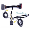 Crux XCH-75D Rear + Front-View Integration Harness Only (Dodge/Ram/Jeep w/U-Connect) - Lockdown Security