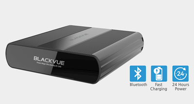 Blackvue B-124X Power Magic Ultra Battery Pack - Lockdown Security