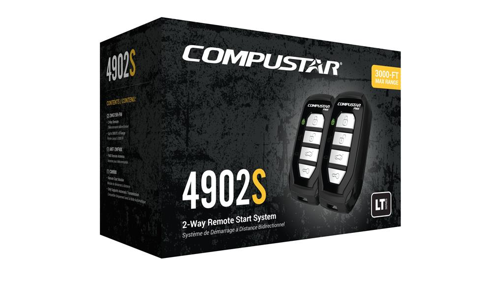 Compustar CS4902-S 2-Way Remote Starter