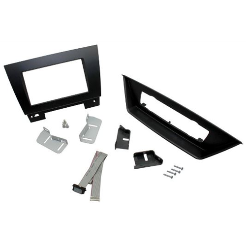 Connects2 CT23BM12 2009 - 2015 BMW X1 Double DIN Dash Kit - Lockdown Security