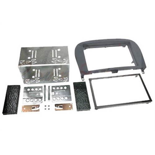 Connects2 CT23MB11 2001 - 2011 Mercedes Benz SL Double DIN Dash Kit - Lockdown Security