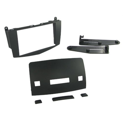 Connects2 CT23MB15 2007 - 2011 Mercedes C-Class Double DIN Dash Kit - Lockdown Security