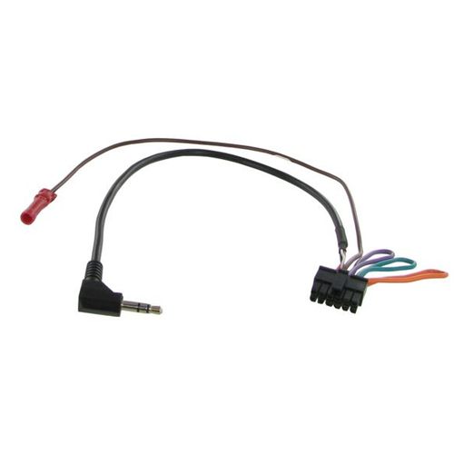 Connects2 CTMULTILEAD.2 Universal Steering Wheel Control Connection Lead - Lockdown Security
