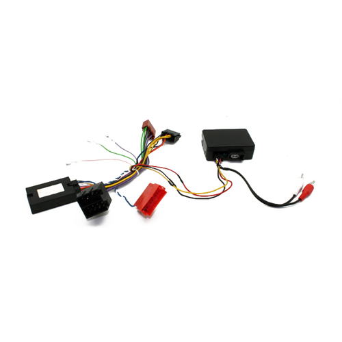 Connects2 CTSPO003.2 2002 - 2007 Porsche Cayenne Radio Replacement Interface with Steering Wheel Control Retention - Lockdown Security