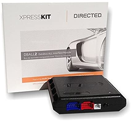 Directed Electronics DBALL2 Remote Starter - Lockdown Security