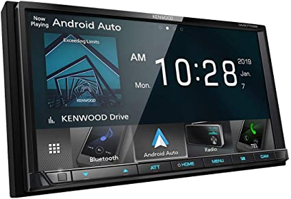 Kenwood DMX7706S Digital Media Receiver - Lockdown Security