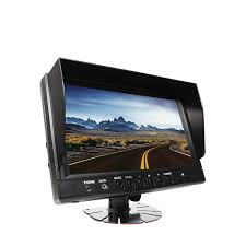 "Rear View Safety RVS-6139-RCA 9"" LCD Screen - Lockdown Security"