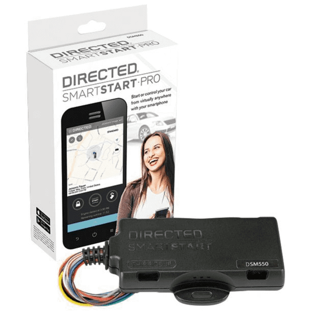 Directed SmartStart DSM550FR | 4G LTE | ONTARIO & QUEBEC ONLY - Lockdown Security
