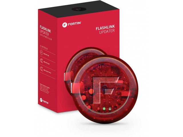 Fortin FLASHLINK Updater V4 Programming Tool - Lockdown Security