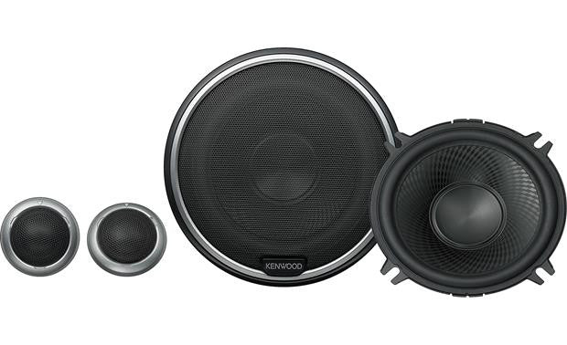 "Kenwood KFC-P510PS 5.25"" Component Speakers - Lockdown Security"