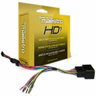 Idatalink Maestro HRN-SW-HD1 Harley Davidson Plug & Play T-Harness - Lockdown Security