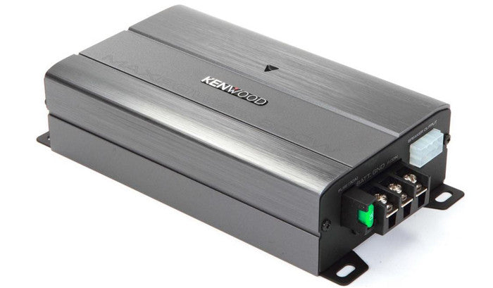 Kenwood KAC-M3004 4-Channel Micro Amplifier - Lockdown Security