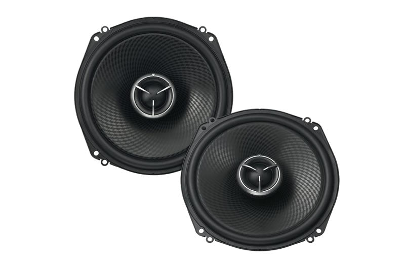 "Kenwood Excelon KFC-X183C 7"" Oversized Coaxial Speakers - Lockdown Security"