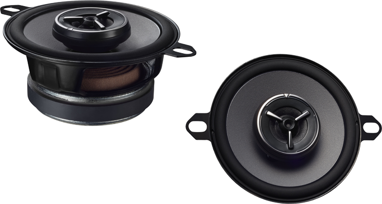 "Kenwood Excelon KFC-X3C 3"" Coaxial Speakers - Lockdown Security"