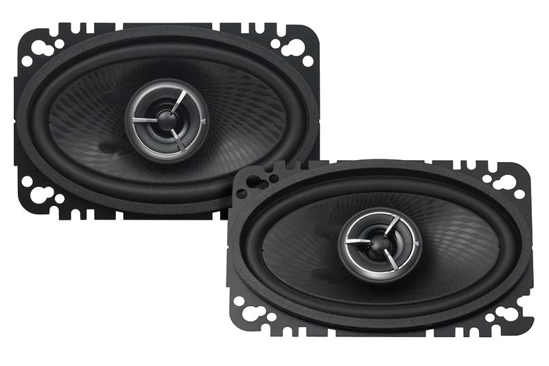 Kenwood Excelon KFC-X463C 4x6 Coaxial Speakers - Lockdown Security