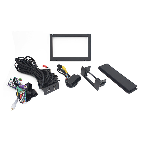 "iDatalink Maestro KIT-MFT1 2011-Up Ford with 8"" My Ford Touch Double DIN Dash Kit - Lockdown Security"