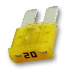 MICRO2-20 | 20 Amp Micro2-ATR Fuses | 10 Pack - Lockdown Security