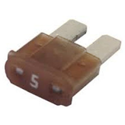 MICRO2-5 | 5 Amp Micro2-ATR Fuses | 10 Pack - Lockdown Security