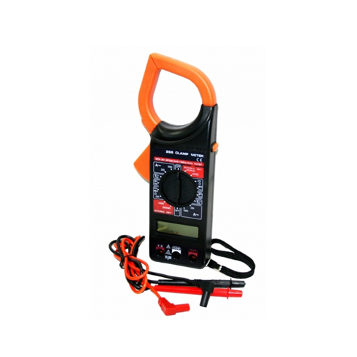 RDC266 Digital Multimeter with Clamp | AC/DC - Lockdown Security