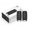 Fortin RFK942-2 Four Button (2-Way) Key Fob Kit - Lockdown Security